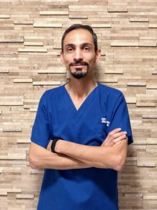 Dr. Luis Enrique -Cirugía Maxilofacial-